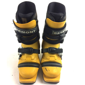23.5 Garmont Super-G Telemark Boots (US Men's 5.5/US Women's 6.5) - USED