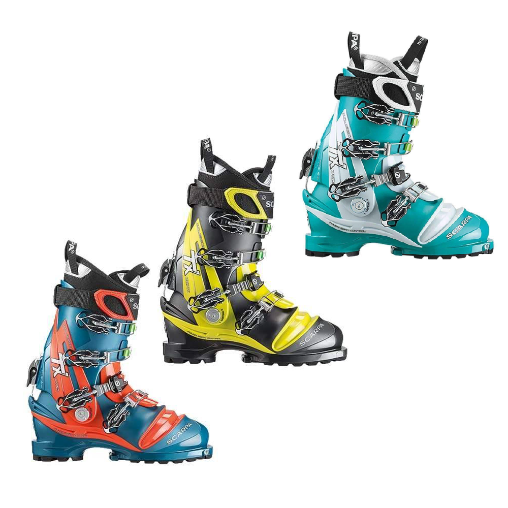 Scarpa NTN Boot Rental - Salt Lake City Demo