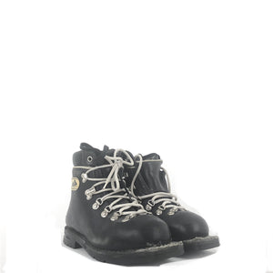 3 1/2 Fabiano Double Leather Boots - Used