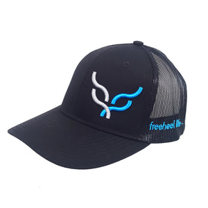 Unity Tracks Mesh Back Hat