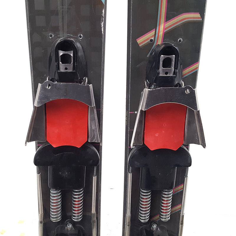 176cm Rossignol Pro BC 110 w/ 22 Designs Axl Large - USED