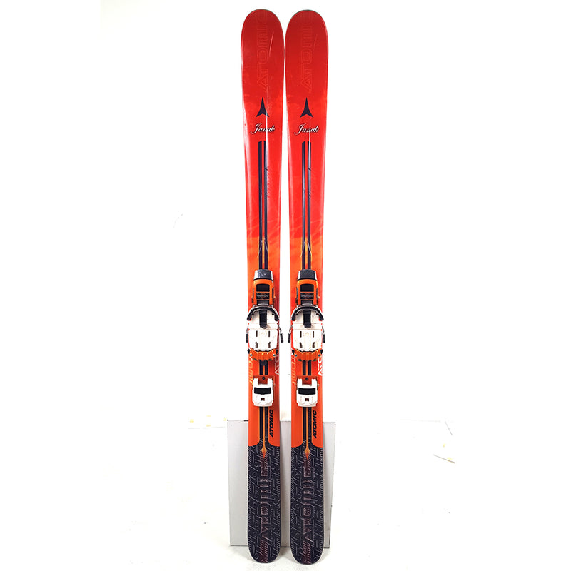 173cm Atomic Janak w/ Rottefella Freeride Small - Used