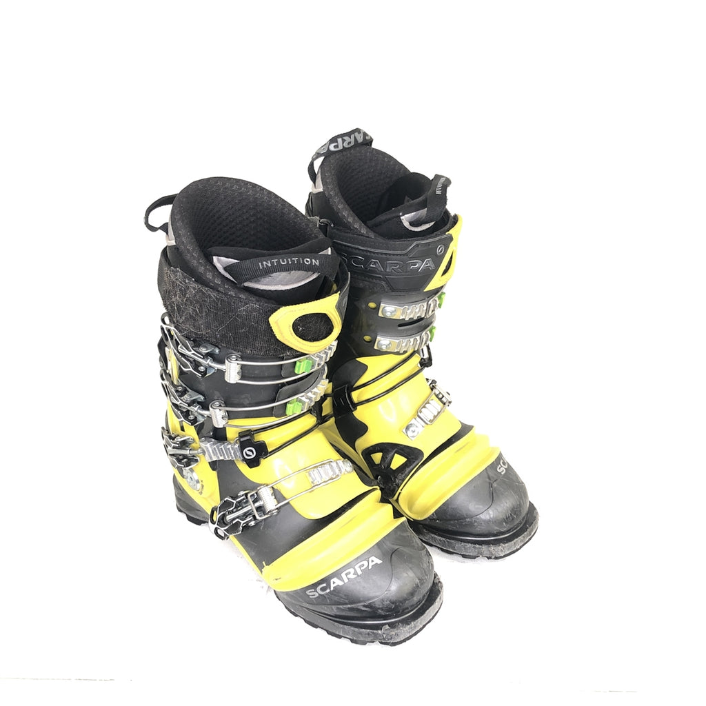 24.5 Scarpa TX Comp (US Men's 6.5/Women's 7.5) NTN Telemark Boots - Used