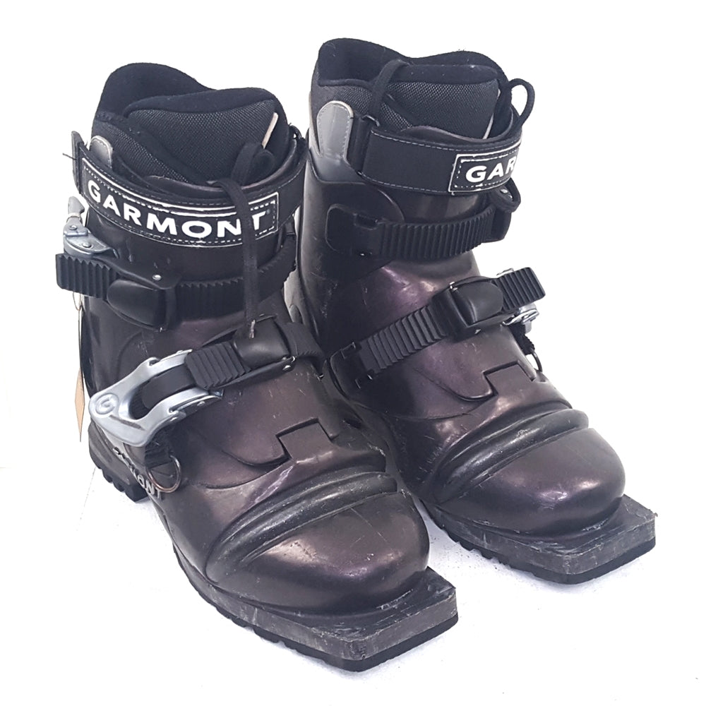 25.0 Garmont Libero (US Men's 7/Women's 8) 75mm Telemark Boots - Used