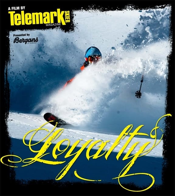 Loyalty - Telemark Movie DVD