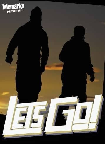 Let's Go! - Telemark Movie DVD