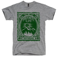 "Freeheel Life ""Northbound"" T-Shirt"