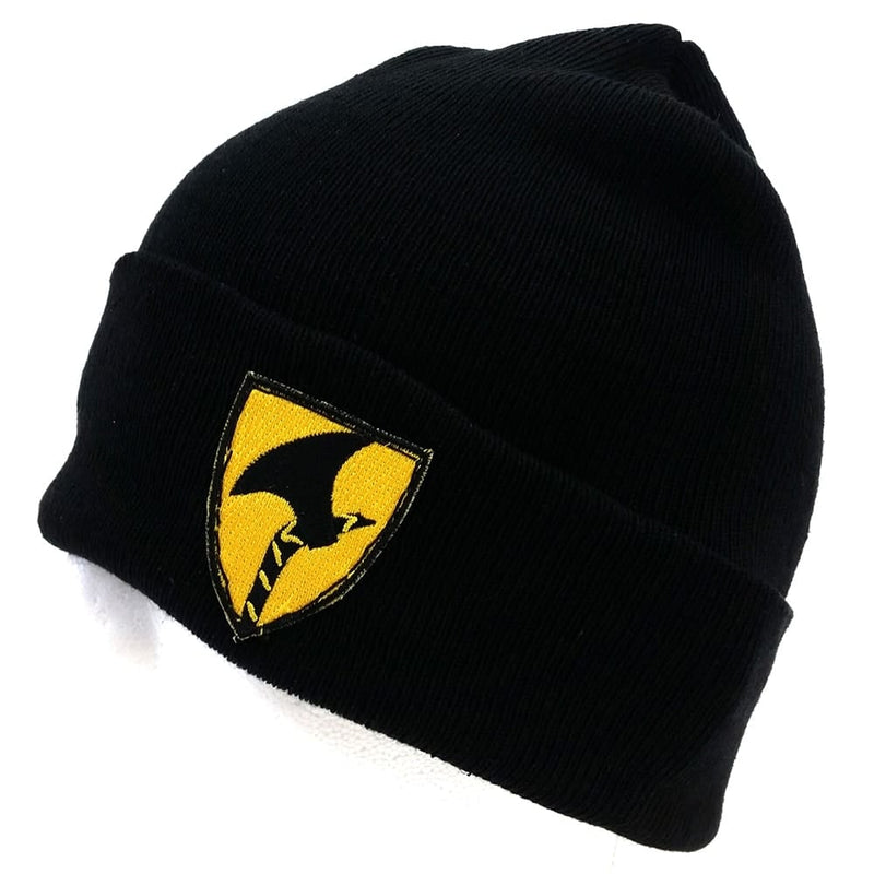 Telemark Coat of Arms Beanie - Black