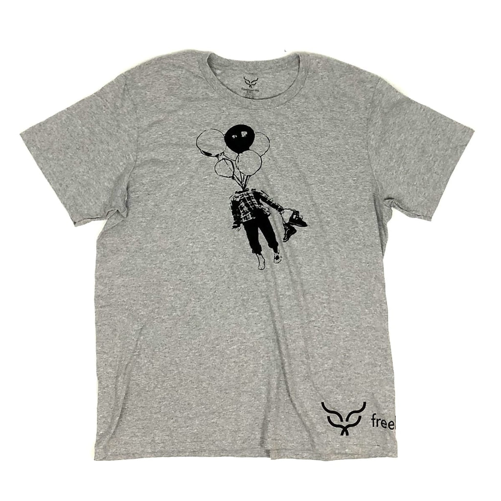 Freeheel Life Ty Dayberry Signature Line Balloon T-Shirt