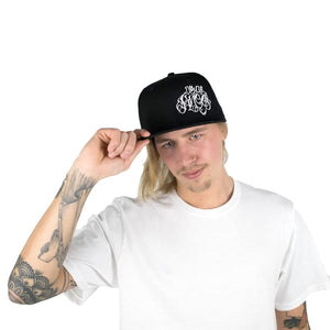 "Freeheel Life ""DROP KNEES"" Andreas Sjbeck Signature Line Snapback Hat"