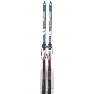 205cm Atomic Telemark W/ Black Diamond Riva (Used)