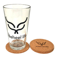 Freeheel Life Coasters (4 Pack)