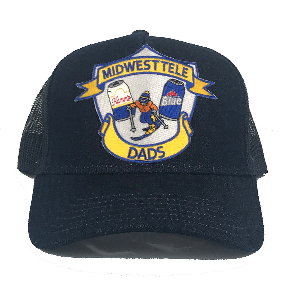 Midwest Tele Dads Trucker Hat