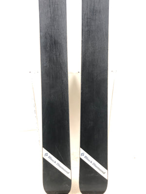 185cm Black Diamond Kilowatt (Used)