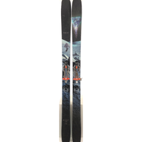 190cm Moment Wildcat 108 W/ inserted 22 Designs Outlaw X Lg (Used)