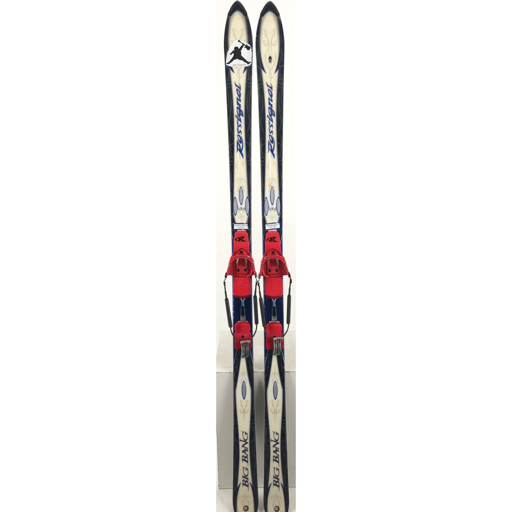 184cm Rossignol Big Bang W/ Rotefella Chili (Used)