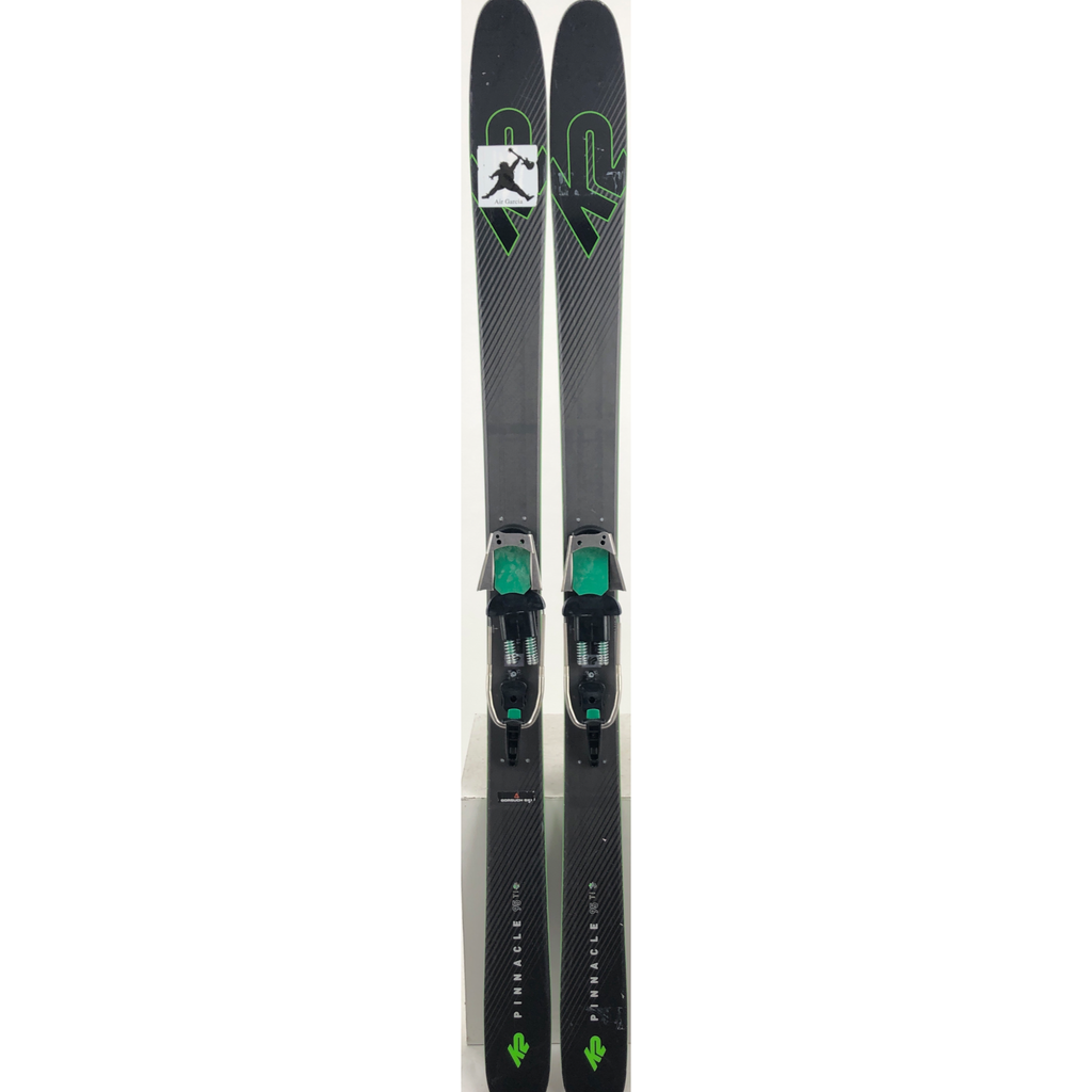 184cm K2 Pinnacle 95 T1 W/ Sm 22 Designs Vice (Used)