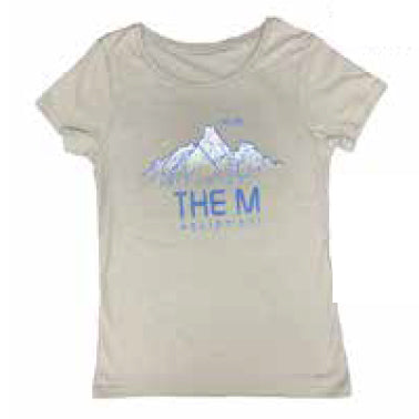Ladies Logo T-Shirt - Opal