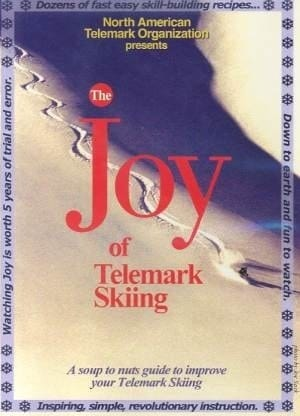 The Joy of Telemark Skiing - Telemark Movie DVD