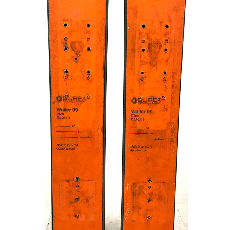 176cm DPS Wailer 99 Unmounted - USED