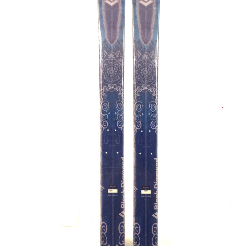 167cm Black Diamond Mystics - Used