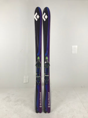 186cm Black Diamond Drift w/ BD O1 MidStiff - USED