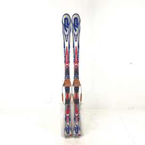 166cm K2 Race Voile CRB Hardwire - USED