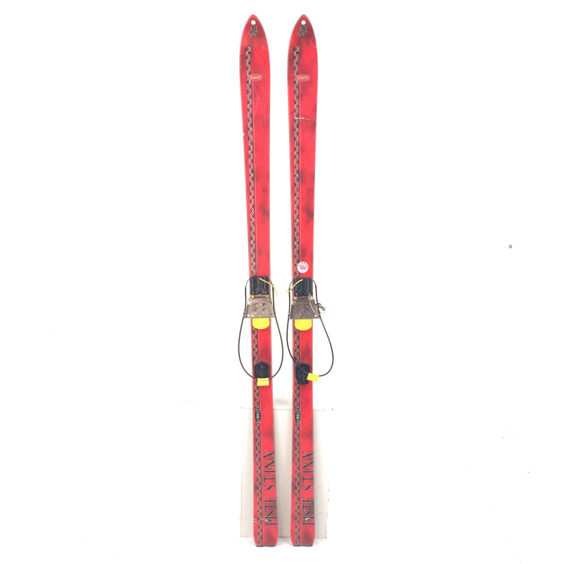 180cm K2 Piste Stinx Rainey Designs Super Loop - USED