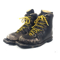Asolo Extreme Leather Telemark Boots UK 10 (US Mens 11/ Women's 12) - USED