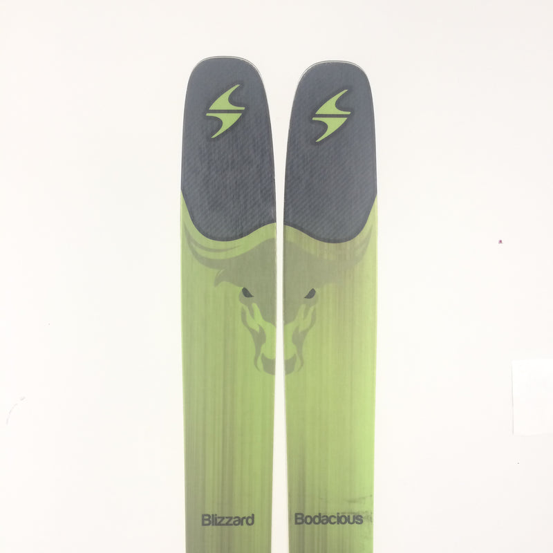 177cm Blizzard Bodacious 118 22 Design Outlaw (OG Small) - USED