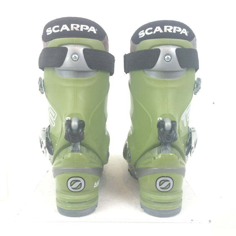 26.5 Scarpa T2 Eco Green - USED