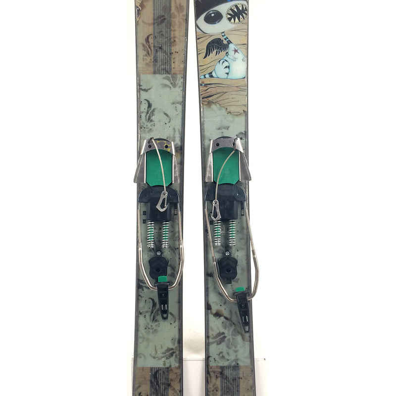 188cm Rossignol S7 w/ 22 Designs Vice (Large) - Used