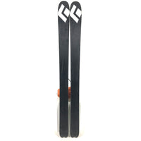 175cm Black Diamond Justice w/ Black Diamond O1 MidStiff (Small) w/ BD Skins - Used