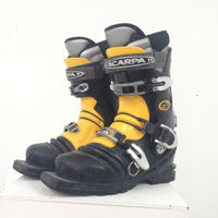 26.0 Scarpa Bumblee Bee T1 - USED