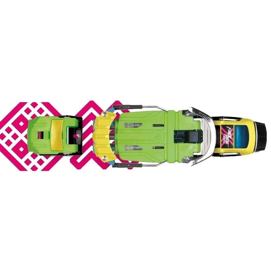 Rottefella NTN Freeride Color Edition - Telemark Binding
