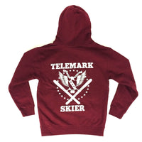 Telemark Freedom Eagle Pullover Hoodie