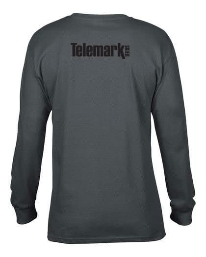 Telemark Freedom Eagle Long Sleeve - Dark Grey