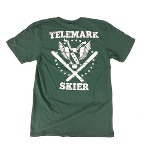 Telemark Freedom Eagle T-Shirt