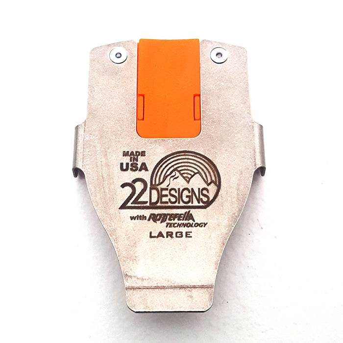 22 Designs Outlaw Flex Plate Complete Assembly