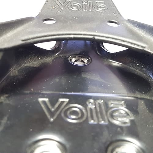 Voile Toe Piece without 3-Pins - Used