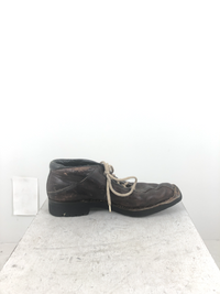 Leather Boots Size 11-11.5 (Used)