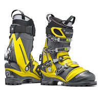 Scarpa TX Comp NTN Telemark Boot double boot side view
