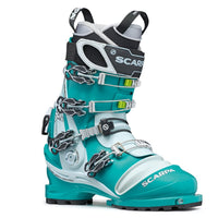 Scarpa Women's TX Pro NTN Telemark Boot askew side view