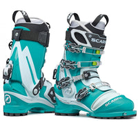 Scarpa Women's TX Pro NTN Telemark Boot double boot side view