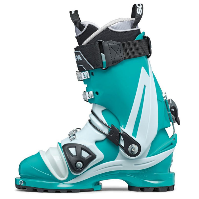 Scarpa Women's TX Pro NTN Telemark Boot medial side view