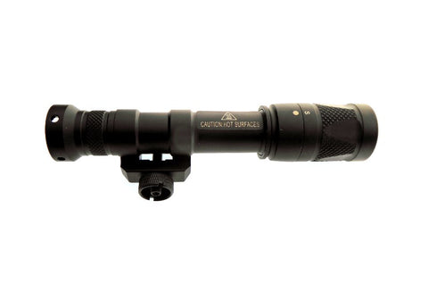 Sotac Gear Airsoft M600V Tactical Flashlight - Black