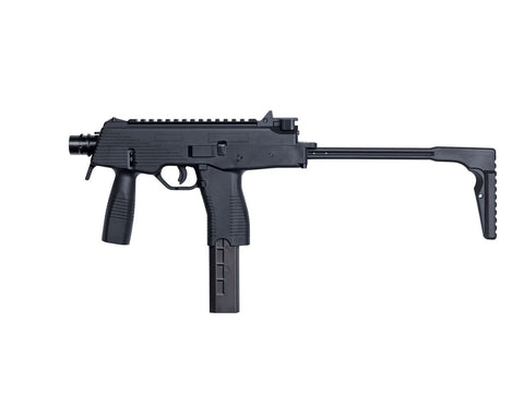 ASG MP9 A1 Gas Blowback SMG Black