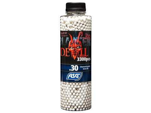 Blaster Devil 0.30g Airsoft BB -3300 pcs