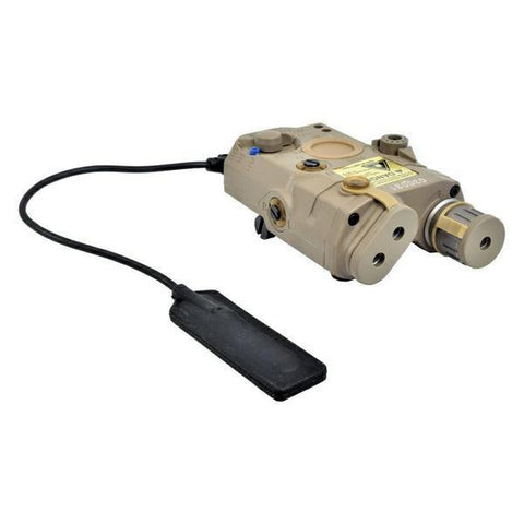 ELEMENT PEQ-15 LA-SC LASER WITH LED LIGHT DARK EARTH (EL-EX276T)