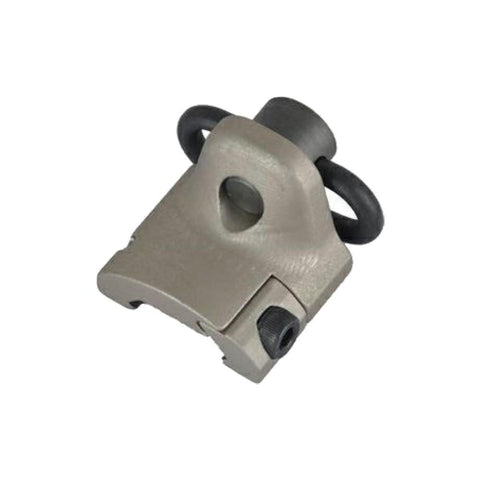 ELEMENT QD SLING SWIVEL FOR 20MM RAILS DARK EARTH